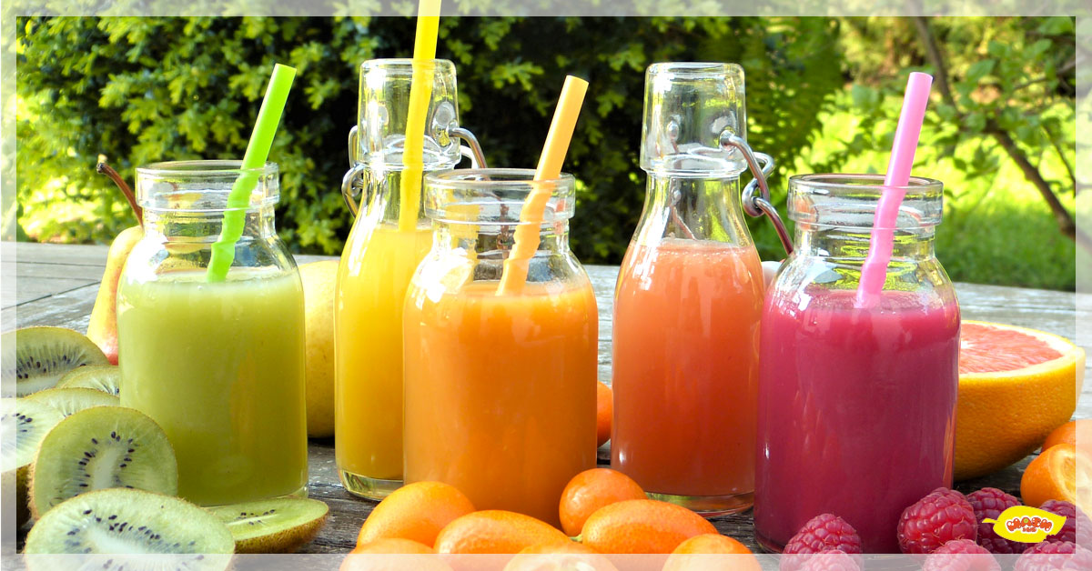 10 juices and smoothies for your family well-being