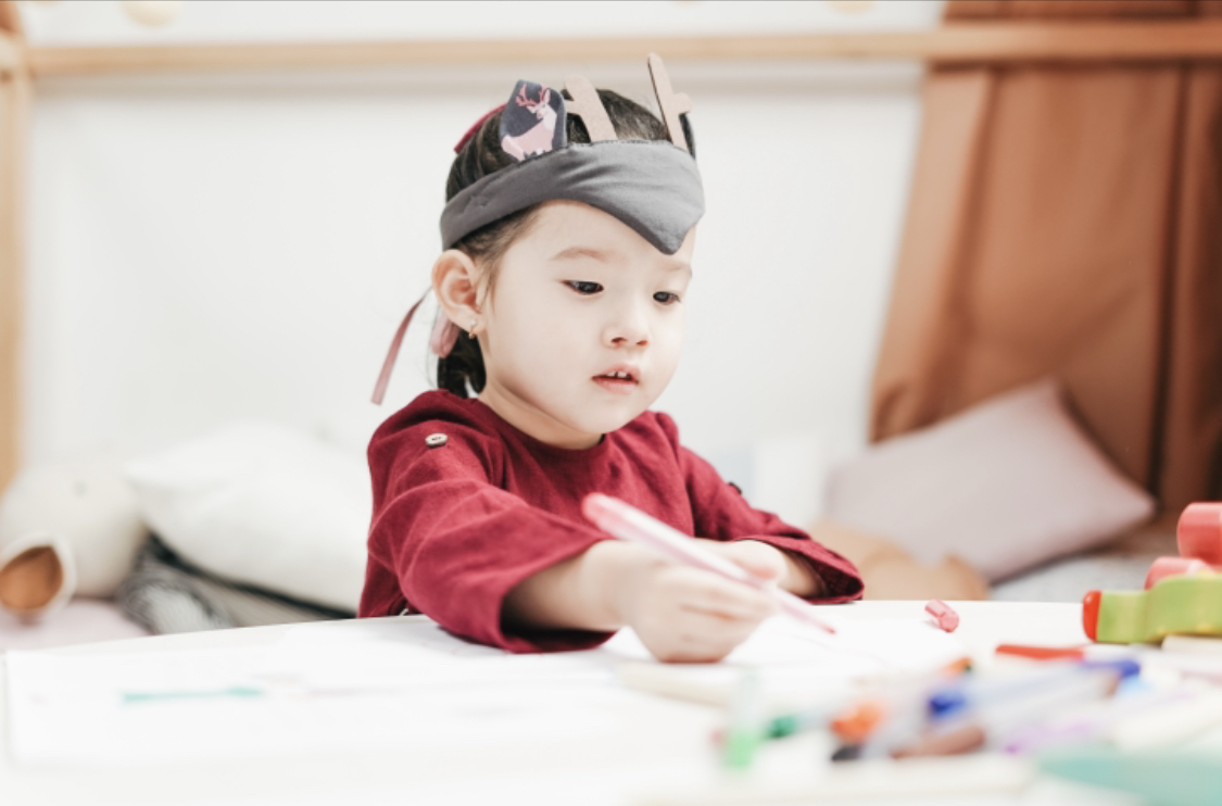 Developing Good Learning Habits in Pre-schoolers